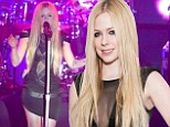 Avril Lavigne 'files lawsuit against concert streaming company that owes her $375K for NYC gig'