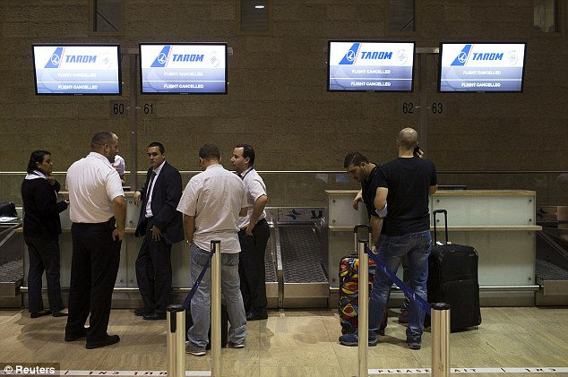 FAA Extends Flight Ban To Tel Avivs Ben Gurion Airport As
