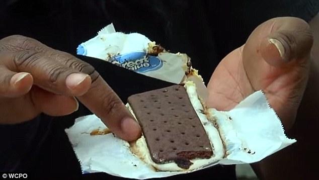Cincinnati Mom Shocked After Ice Cream Left In Heat For 12