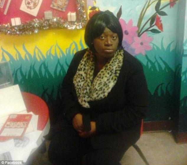 Ashburn Arrested L Keisha Williams