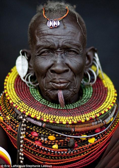 Inside The World Of Kenyas Nomadic Turkana People Daily