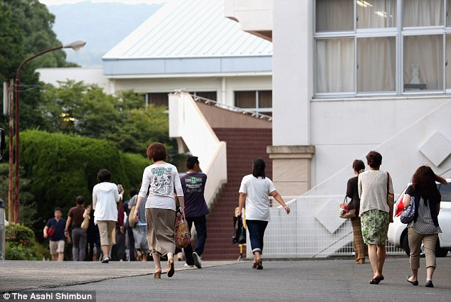 Location: Both the victim and the suspect attended this school in the small town of Sasebo. The murder  comes just 10 years after Sasebo was rocked by a primary school girl being stabbed to death by a classmate