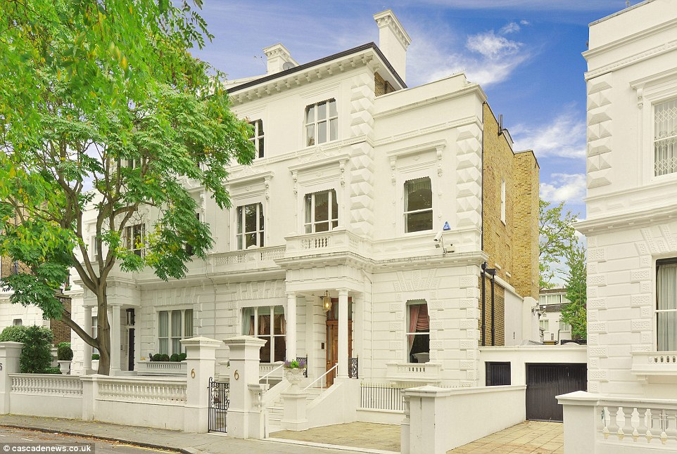 Image result for image of house in Chelsea London