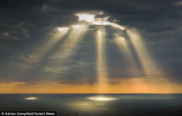 Cahaya dari Langit