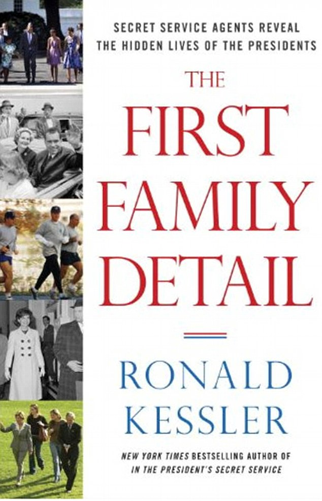 Presidential secrets: Author Ronald Kessler rips the lid off the private lives of the the presidents in his new book