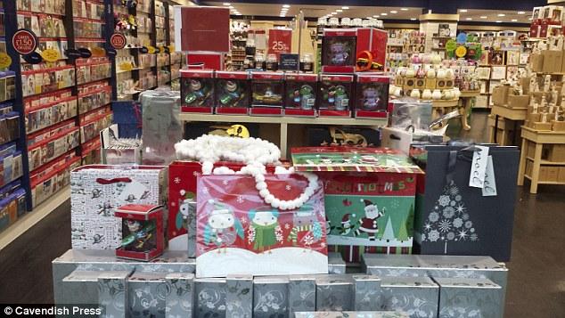 Selfridges Department Store Opens Its Christmas Floor