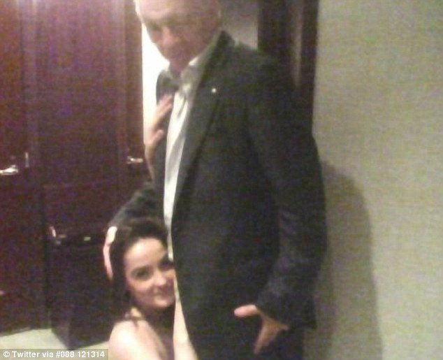 Image result for jerry jones with women