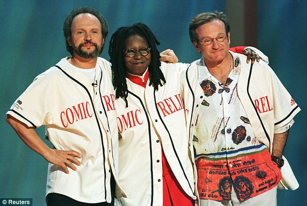 Charitable: Along with Whoopi Goldberg and Billy Crystal, Williams started hosting an annual Comic Relief fundraising special to benefit the homeless in 1986
