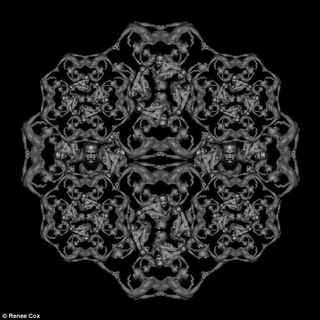 Novo círculo: Cox tornou-se interessado em fractais, ou padrões repetidos, durante uma viagem a Bali