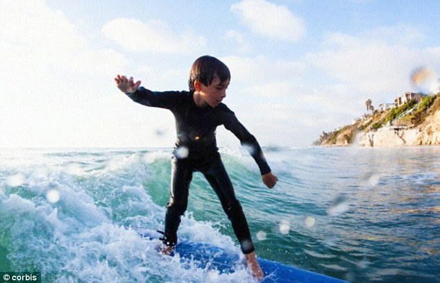 Physically fit children have more 'white matter' in their brains, associated with memory, learning and attention, a team of researchers at Illinois University found