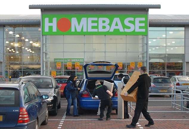 Hundreds Of Jobs Hit As Homebase Shuts More Stores