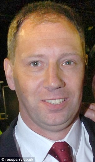 Police and crime commissioner Shaun Wright