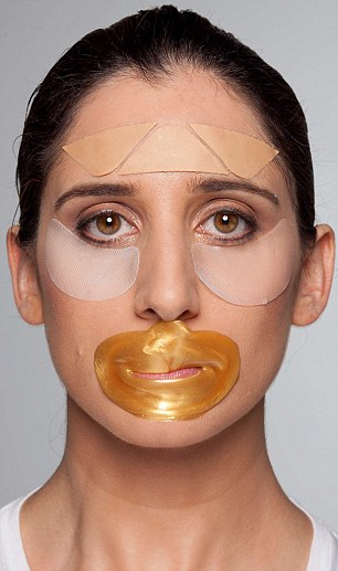 Want Silky Skin Plaster Your Face With Patches Which Are