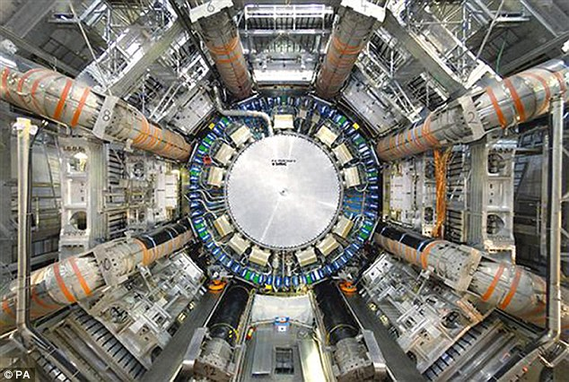 The Higgs boson particle is thought to be part of the mechanism that gives matter its mass, but scientists do not fully understand it yet