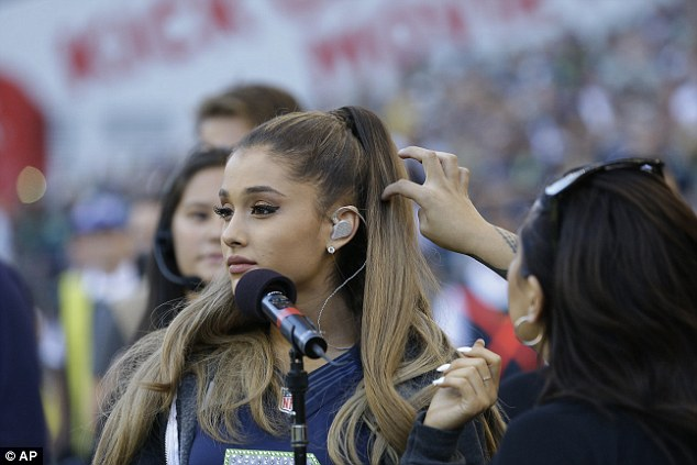 Ariana Grande Storms Out Of Photo Shoot In Sydney Over