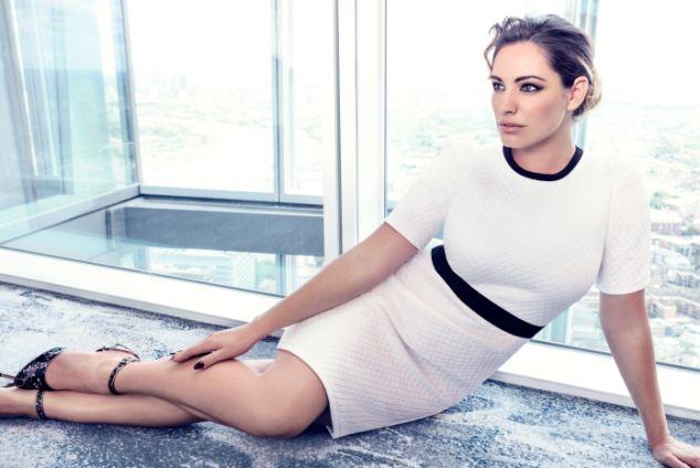Kelly Brook unveils her plus-size | ozara gossip