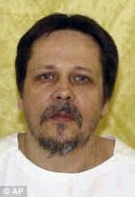 Convicted murderer and rapist Dennis McGuire