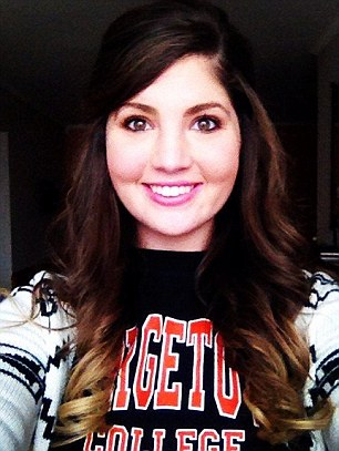 Erica Faith Hagan, 22, a psychology graduate from Kentucky, was dead on Saturday morning