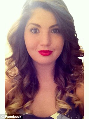 Erica Faith Hagan, 22, a psychology graduate from Kentucky,was found with three head wounds