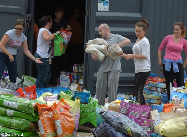 Giving: Animal charity hit by arson attack | ozara gossip