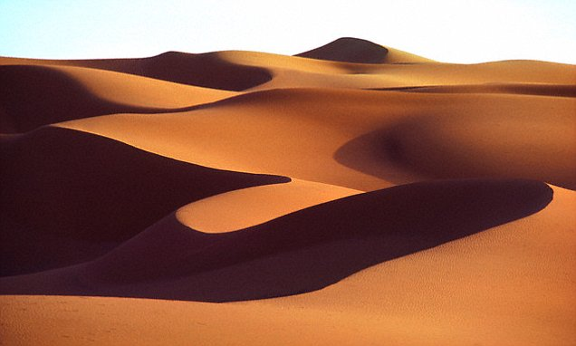 Climate Simulations SuggestSahara Desert May Have Formed 7
