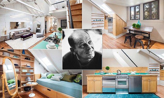Jackson Pollock S Tiny Old New York Apartment Goes On Sale
