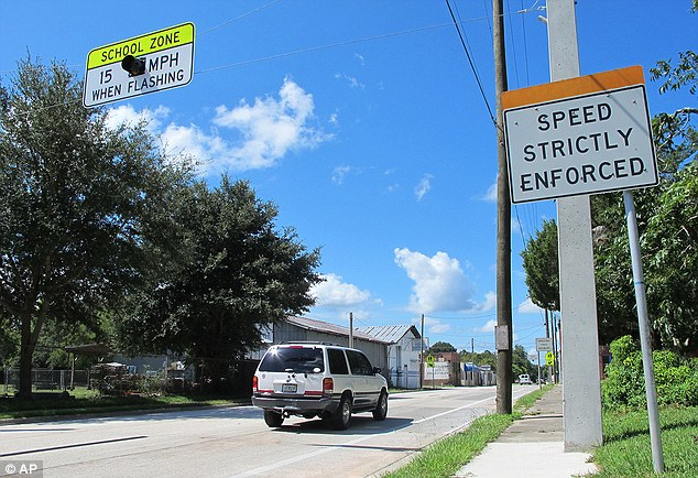 Until recently, Waldo - described as the 'most corrupt town in America' - had covered half of its $1 million budget by handing out an unusually high number of speeding ticket fines