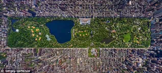 Scientists find one of the most diverse ecosystems on earth - in the soil of New York's Central Park. They analyzed 596 soil samples collected from across Central Park's 843 acres