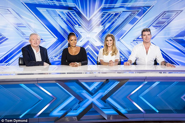 A spokesman for Syco, the production company in charge of the X Factor (pictured) and Britain's Got Talent said Jennings had unsuccessfully submitted acts to the shows but was never paid and has never worked for them