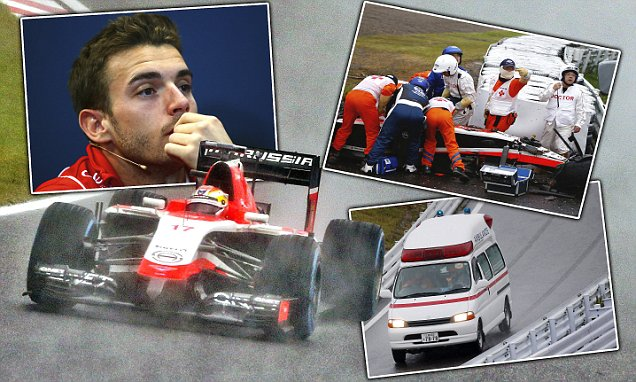 Jules Bianchi Crash May Have Been Avoided If Rain Soaked