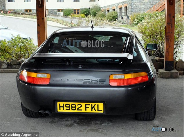 Argentine officials and newspapers took offence to Clarkson's number plate, which they said was a 'provocation' and a 'very big offence'. They claimed it was a reference to thethe 1982 Falklands conflict