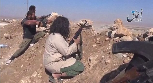 ISIS  fighters at Kobane| ozara gossip