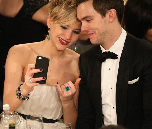 Opening Up Nicholas Hoult Opened Up About His Ex Girlfriend Jennifer Lawrences Leaked Photos