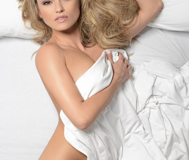 Strictly Come Dancing Star Ola Jordan Has Stripped Off For A Sexy New Calendar