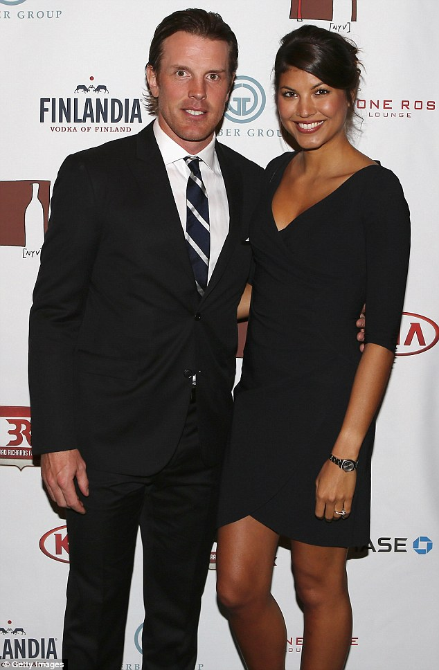 Olivia Munns Ex Brad Richards And Rechelle Jenkins