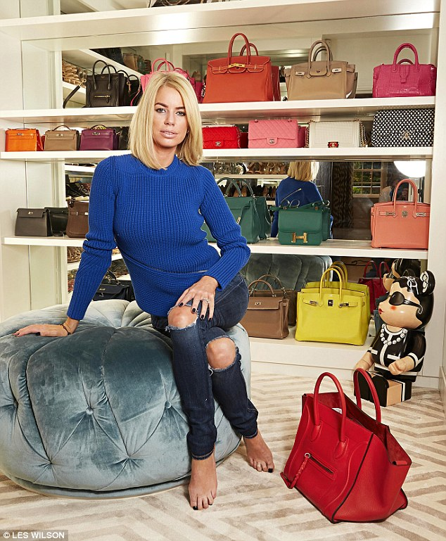 Image result for caroline stanbury bag lady
