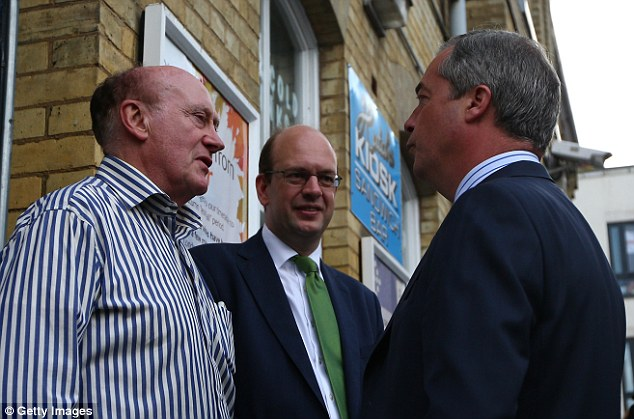 Nigel Farage has been campaigning hard in Rochester and Strood with former Tory MP Mark Reckless ahead of next month's by-election