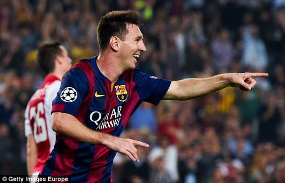 Chelsea 6 0 Maribor And Barcelona 3 1 Ajax Champions