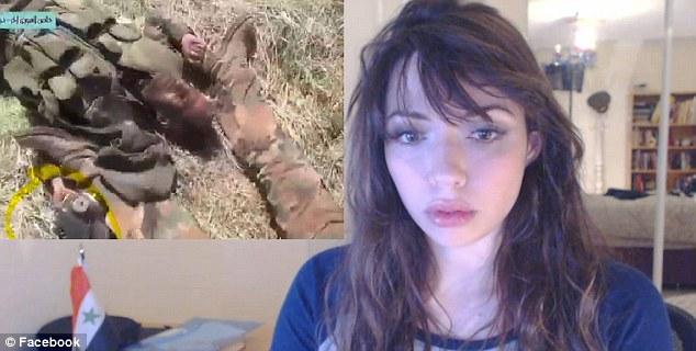 She has been labelled a pro-Bashar al-Assad mouthpiece and a Kim Kardashian wannabe