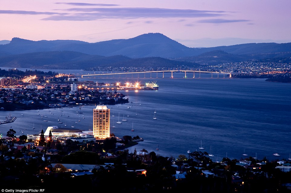 Hobart, the waterfront capital and most populous city is Tasmania, was described by Lonely Planet as 'super-cool'
