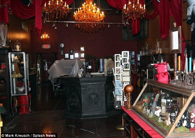 LA Ink Star Kat Von D Outside Famed Tattoo Shop After