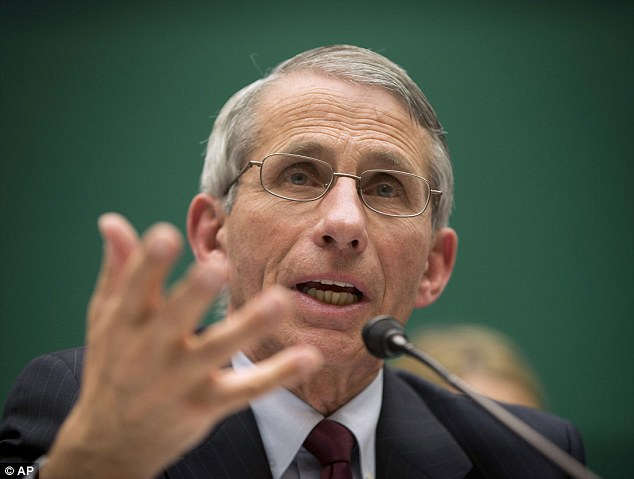 Fauci said that close monitoring of medical workers for symptoms is sufficient, and warned that forcibly separating them from others, or quarantining them, for three weeks could cripple the fight against the outbreak in West Africa, an argument that humanitarian medical organizations have also made