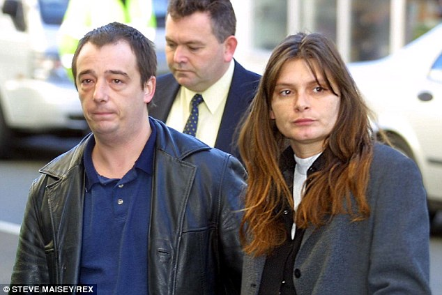 Sarah's parents, Michael and Sara Payne, pictured during the trial of Roy Whiting in November 2001