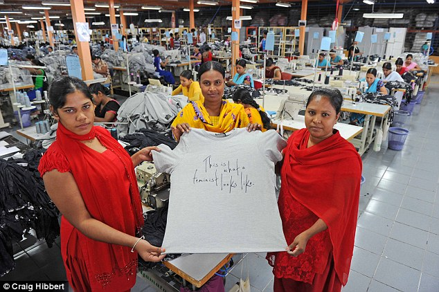 Image result for this is what a feminist looks like sweatshop
