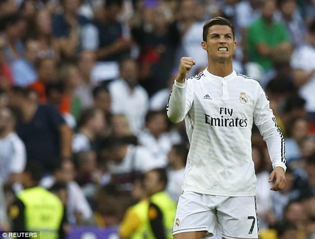 Real's Cristiano Ronaldo has scored more goals than the entire Liverpool team so far this season