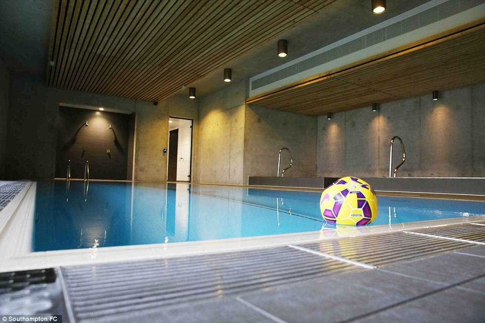 Southampton Unveil State Of The Art Training Centre In