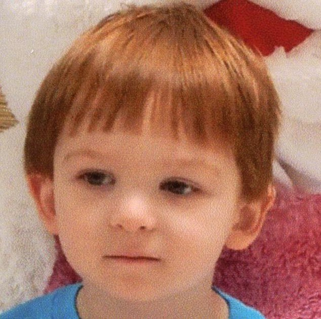 'American horror story': Scott McMillan, three, was tortured for weeks and beaten with a frying pan until he eventually died, prosecutors in Pennsylvania have said
