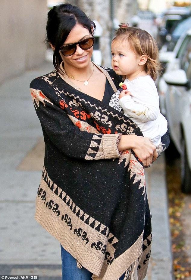 Jenna Dewan Tatum And Her Mother Nancy As They Take