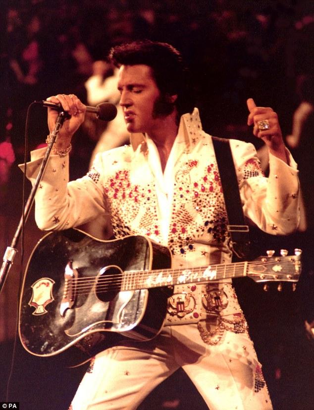 Elvis Presleys Sex Secrets Exposed Daily Mail Online