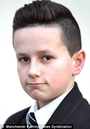 Salford Boy Banned From School Over Extreme Haircut